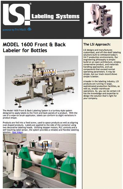 Sample LSI Newsletter